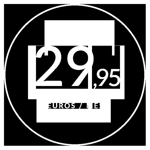 precio Atrium Polar 29,95€ al mes