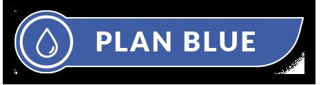 Logo plan blue